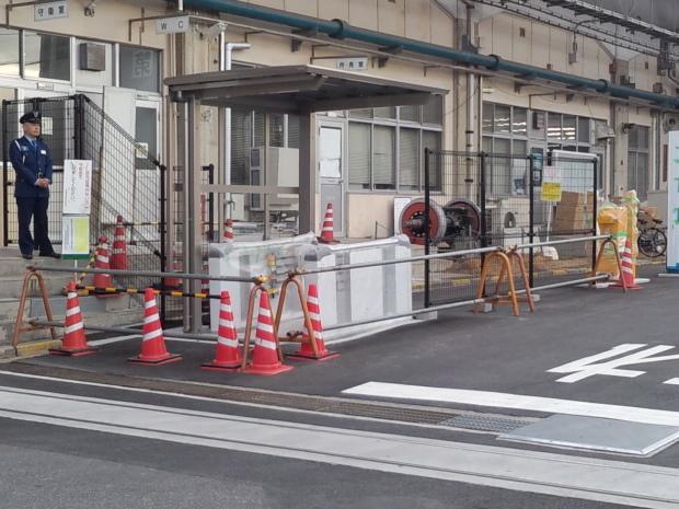 1月31日、博多総合車両所岡山支所で本部情報を配りました_d0155415_23365145.jpg