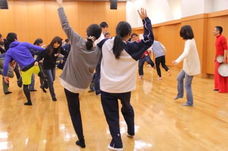 【青学WSD】新井英夫さんのワークショップ体験_a0197628_10280911.jpg