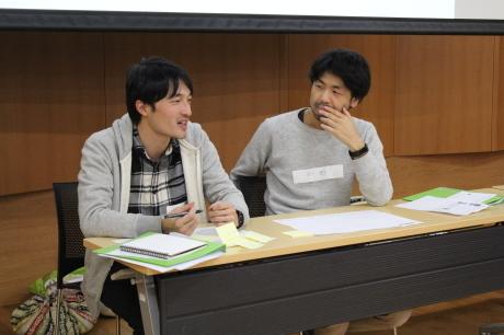 【青学WSD】新井英夫さんのワークショップ体験_a0197628_10351034.jpg
