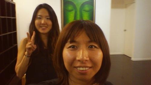 ついに出会えた日本人美容師さん。オーストラリアでヘアカット_c0351060_21474348.jpg