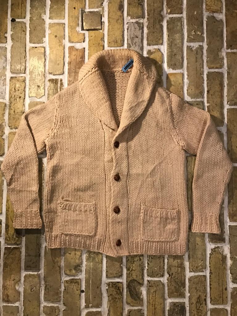 神戸店2/4(土)スーペリア、プチモダンミリタリー入荷!#2  Superior Knit Item & Mexican Blanket!!!_c0078587_20315119.jpg