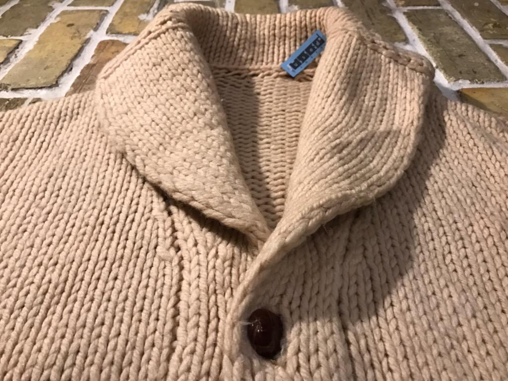 神戸店2/4(土)スーペリア、プチモダンミリタリー入荷!#2  Superior Knit Item & Mexican Blanket!!!_c0078587_20322460.jpg