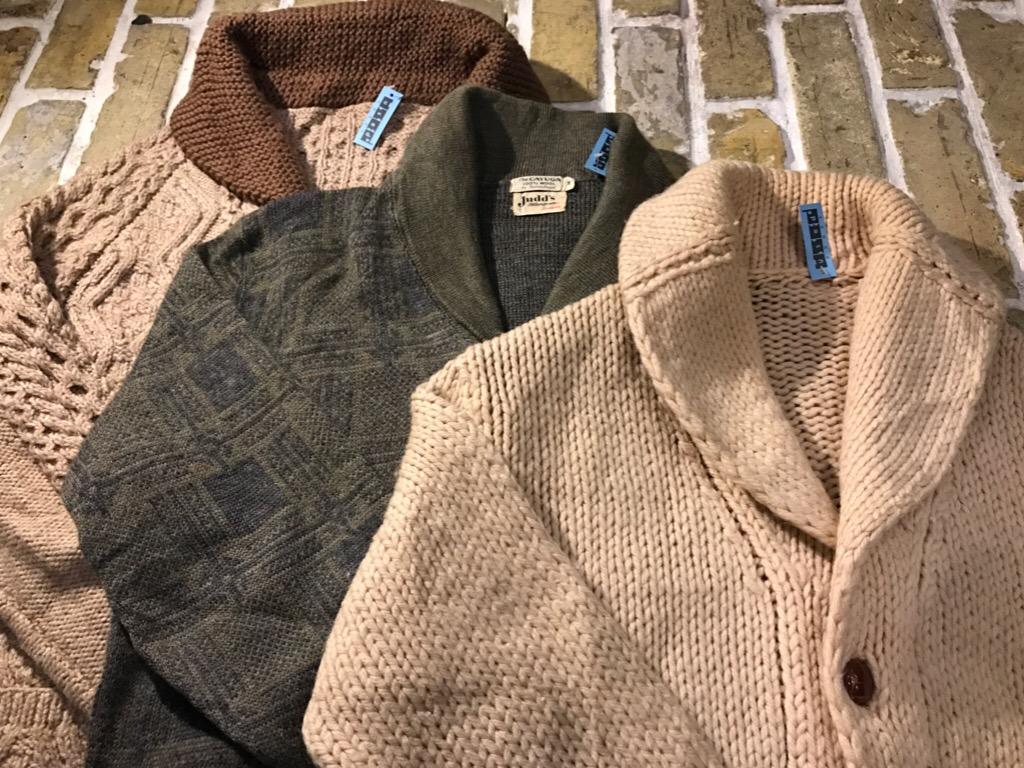 神戸店2/4(土)スーペリア、プチモダンミリタリー入荷!#2  Superior Knit Item & Mexican Blanket!!!_c0078587_2032351.jpg