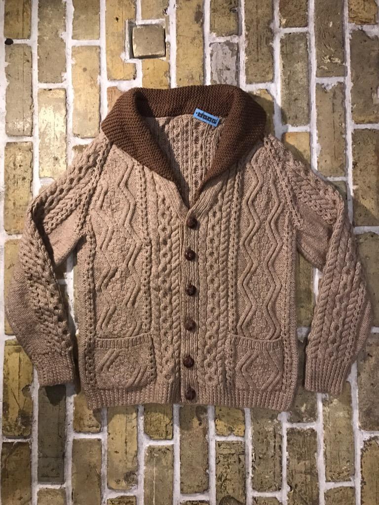 神戸店2/4(土)スーペリア、プチモダンミリタリー入荷!#2  Superior Knit Item & Mexican Blanket!!!_c0078587_20331116.jpg