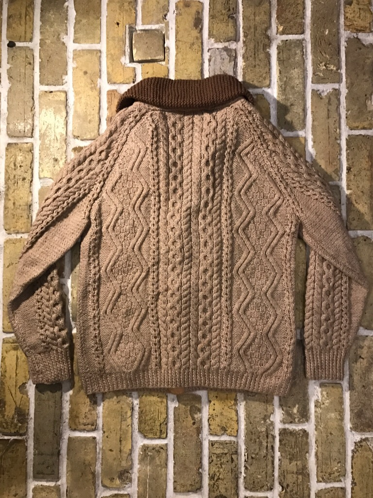 神戸店2/4(土)スーペリア、プチモダンミリタリー入荷!#2  Superior Knit Item & Mexican Blanket!!!_c0078587_20331823.jpg