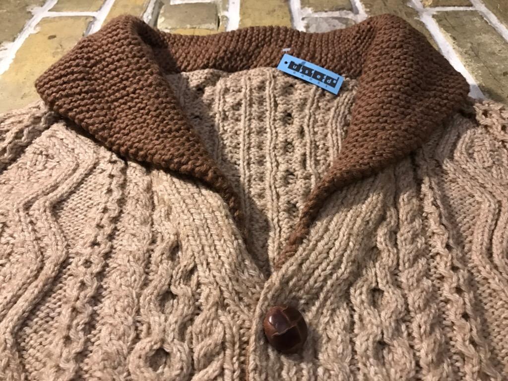 神戸店2/4(土)スーペリア、プチモダンミリタリー入荷!#2  Superior Knit Item & Mexican Blanket!!!_c0078587_2033276.jpg