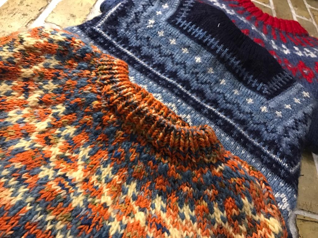 神戸店2/4(土)スーペリア、プチモダンミリタリー入荷!#2  Superior Knit Item & Mexican Blanket!!!_c0078587_2035172.jpg