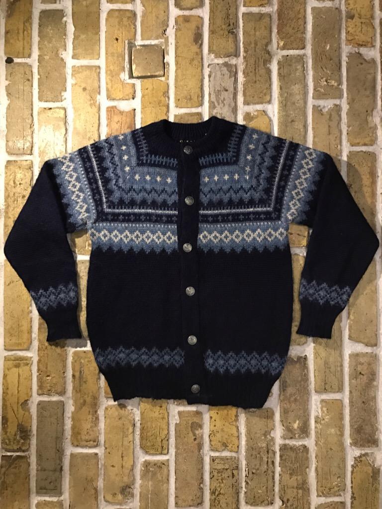 神戸店2/4(土)スーペリア、プチモダンミリタリー入荷!#2  Superior Knit Item & Mexican Blanket!!!_c0078587_20352447.jpg