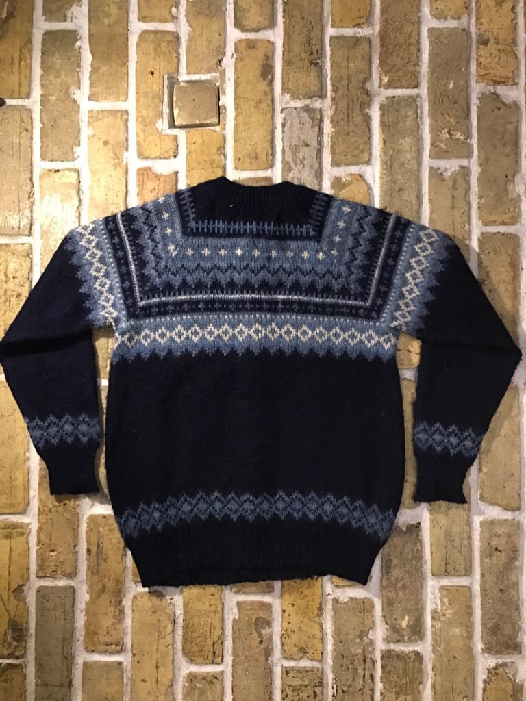 神戸店2/4(土)スーペリア、プチモダンミリタリー入荷!#2  Superior Knit Item & Mexican Blanket!!!_c0078587_20353220.jpg