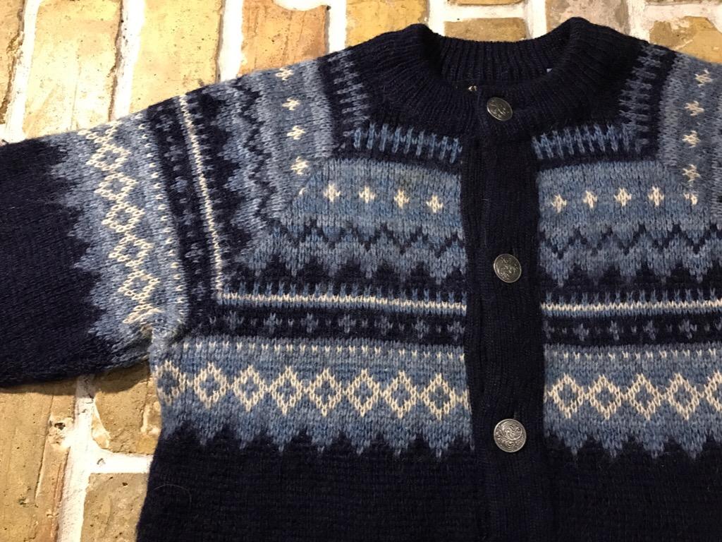 神戸店2/4(土)スーペリア、プチモダンミリタリー入荷!#2  Superior Knit Item & Mexican Blanket!!!_c0078587_20355084.jpg