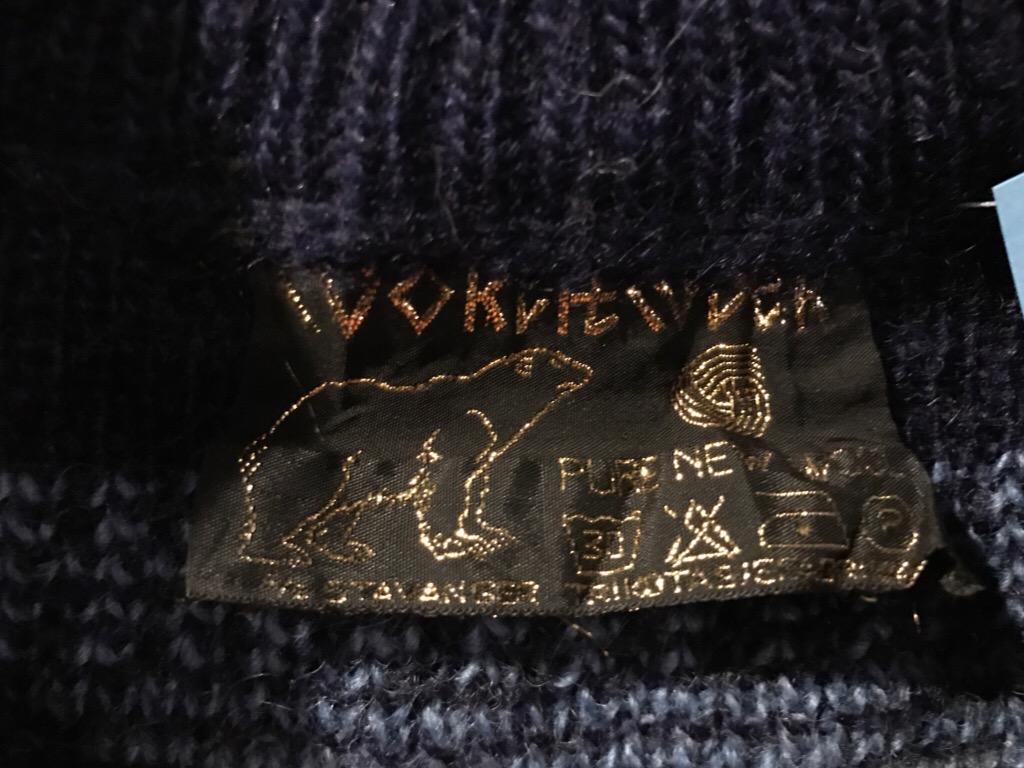 神戸店2/4(土)スーペリア、プチモダンミリタリー入荷!#2  Superior Knit Item & Mexican Blanket!!!_c0078587_20361577.jpg