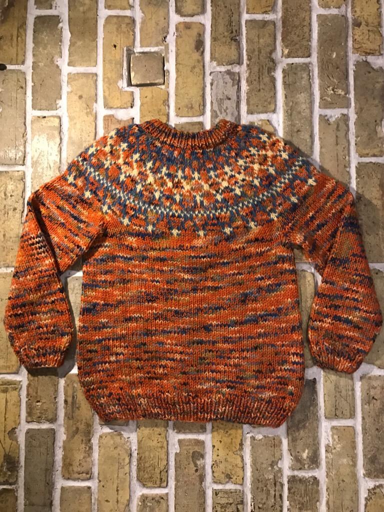 神戸店2/4(土)スーペリア、プチモダンミリタリー入荷!#2  Superior Knit Item & Mexican Blanket!!!_c0078587_20363215.jpg