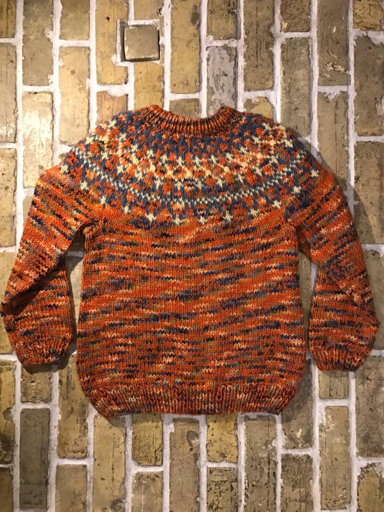 神戸店2/4(土)スーペリア、プチモダンミリタリー入荷!#2  Superior Knit Item & Mexican Blanket!!!_c0078587_20364026.jpg