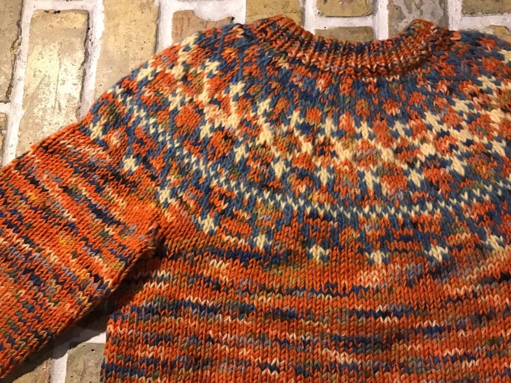 神戸店2/4(土)スーペリア、プチモダンミリタリー入荷!#2  Superior Knit Item & Mexican Blanket!!!_c0078587_20364849.jpg