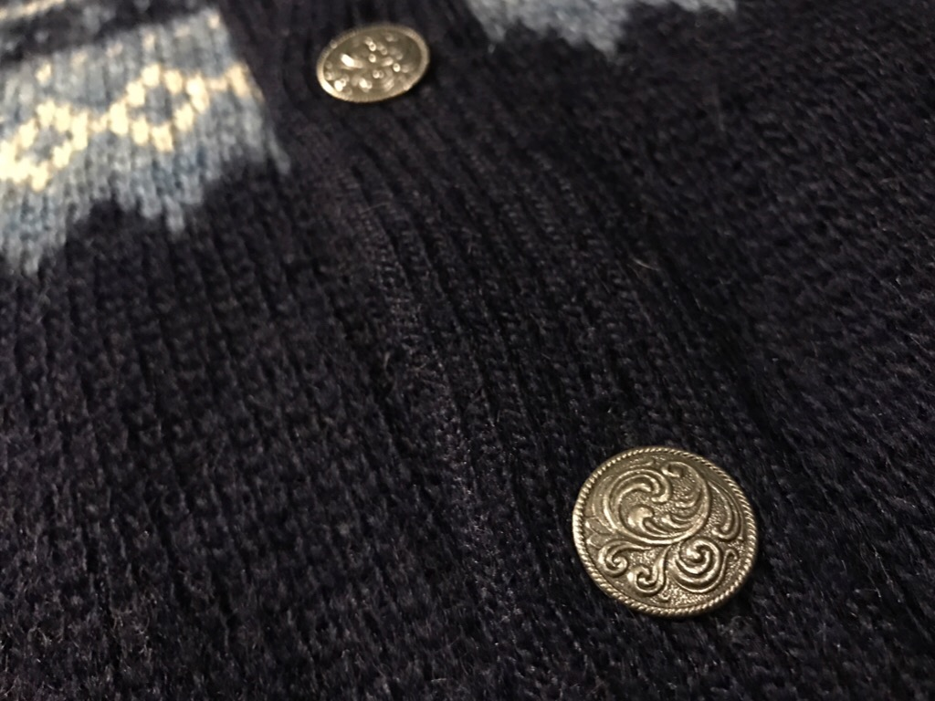 神戸店2/4(土)スーペリア、プチモダンミリタリー入荷!#2  Superior Knit Item & Mexican Blanket!!!_c0078587_20366100.jpg