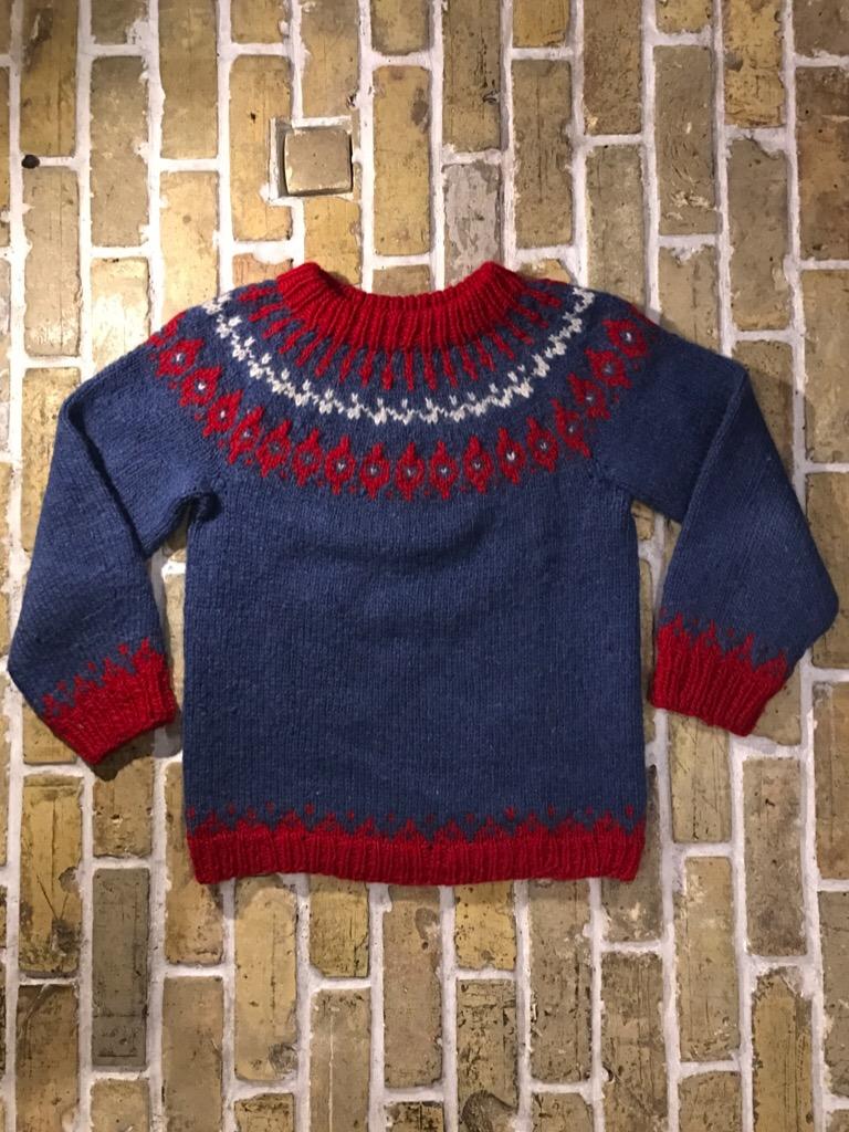 神戸店2/4(土)スーペリア、プチモダンミリタリー入荷!#2  Superior Knit Item & Mexican Blanket!!!_c0078587_2037152.jpg