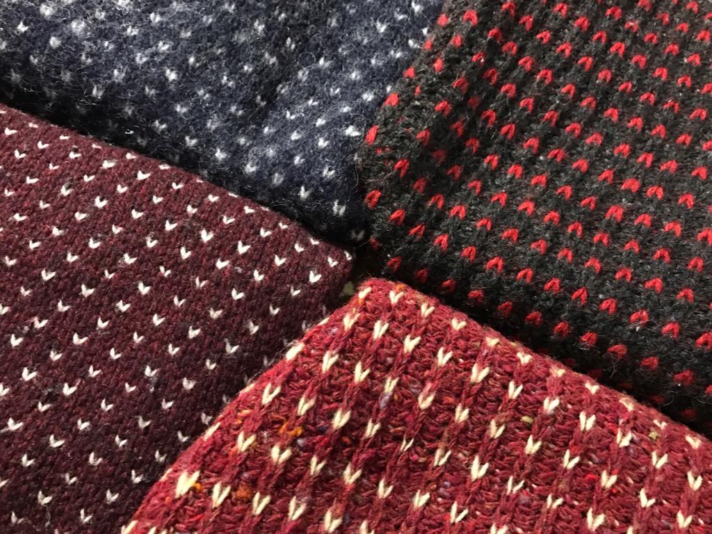 神戸店2/4(土)スーペリア、プチモダンミリタリー入荷!#2  Superior Knit Item & Mexican Blanket!!!_c0078587_20375655.jpg