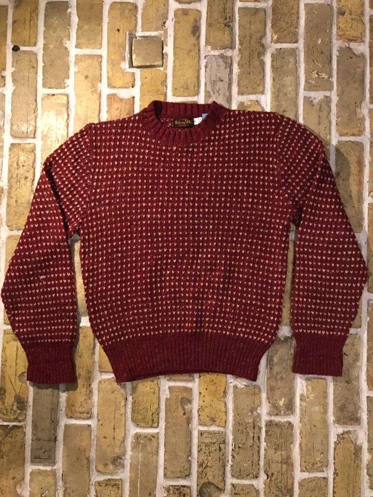神戸店2/4(土)スーペリア、プチモダンミリタリー入荷!#2  Superior Knit Item & Mexican Blanket!!!_c0078587_20381134.jpg