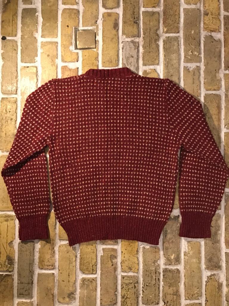 神戸店2/4(土)スーペリア、プチモダンミリタリー入荷!#2  Superior Knit Item & Mexican Blanket!!!_c0078587_20382278.jpg