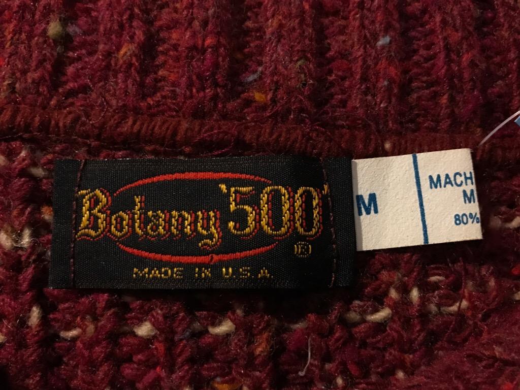 神戸店2/4(土)スーペリア、プチモダンミリタリー入荷!#2  Superior Knit Item & Mexican Blanket!!!_c0078587_20384240.jpg