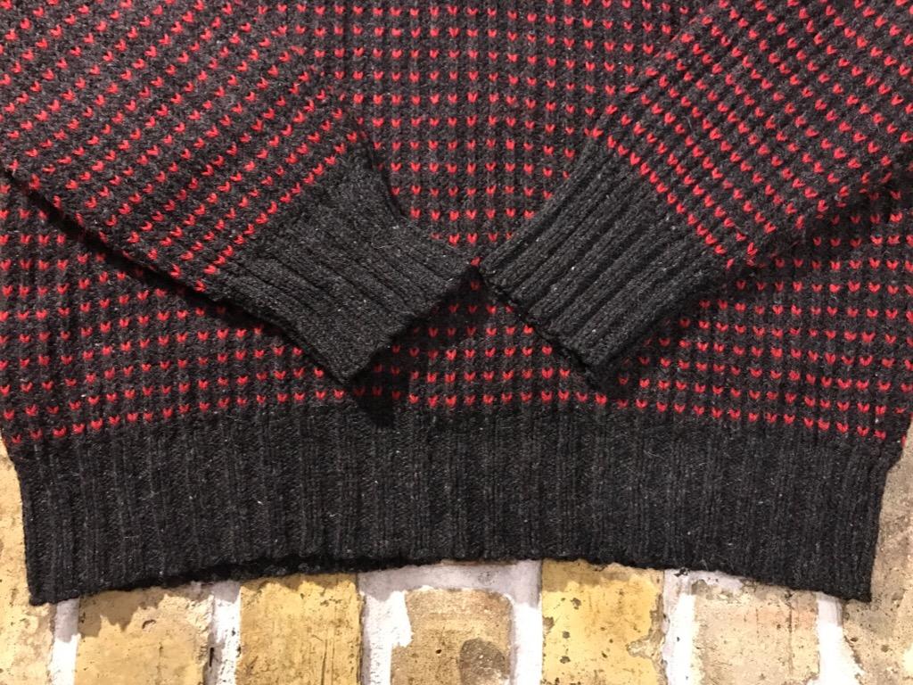 神戸店2/4(土)スーペリア、プチモダンミリタリー入荷!#2  Superior Knit Item & Mexican Blanket!!!_c0078587_20391294.jpg