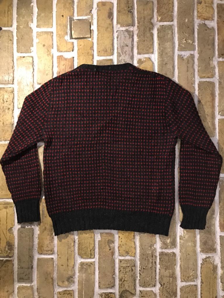 神戸店2/4(土)スーペリア、プチモダンミリタリー入荷!#2  Superior Knit Item & Mexican Blanket!!!_c0078587_2039321.jpg