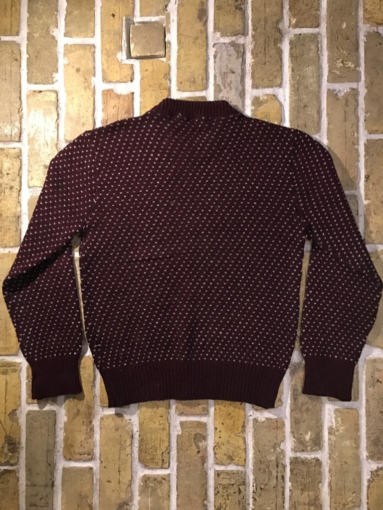 神戸店2/4(土)スーペリア、プチモダンミリタリー入荷!#2  Superior Knit Item & Mexican Blanket!!!_c0078587_20394485.jpg