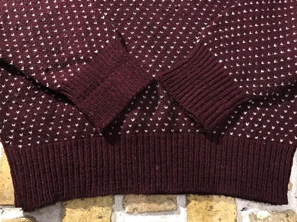 神戸店2/4(土)スーペリア、プチモダンミリタリー入荷!#2  Superior Knit Item & Mexican Blanket!!!_c0078587_20395337.jpg