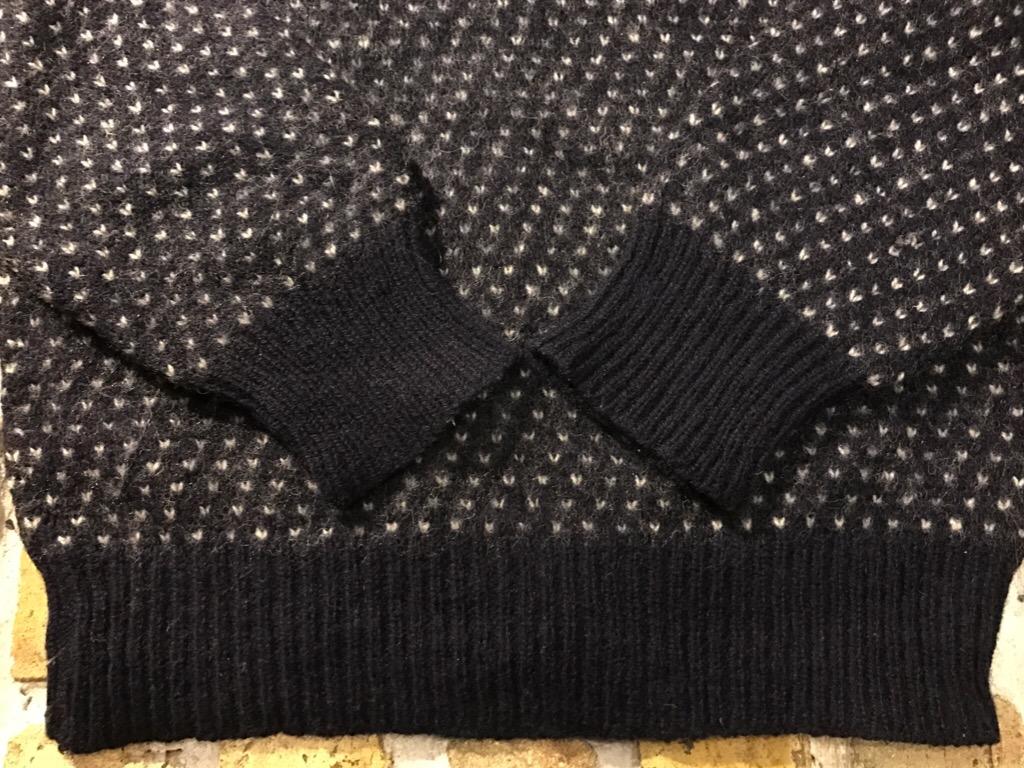 神戸店2/4(土)スーペリア、プチモダンミリタリー入荷!#2  Superior Knit Item & Mexican Blanket!!!_c0078587_20403112.jpg