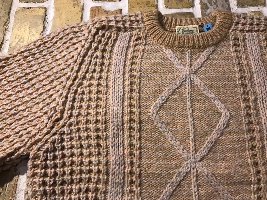神戸店2/4(土)スーペリア、プチモダンミリタリー入荷!#2  Superior Knit Item & Mexican Blanket!!!_c0078587_204101.jpg