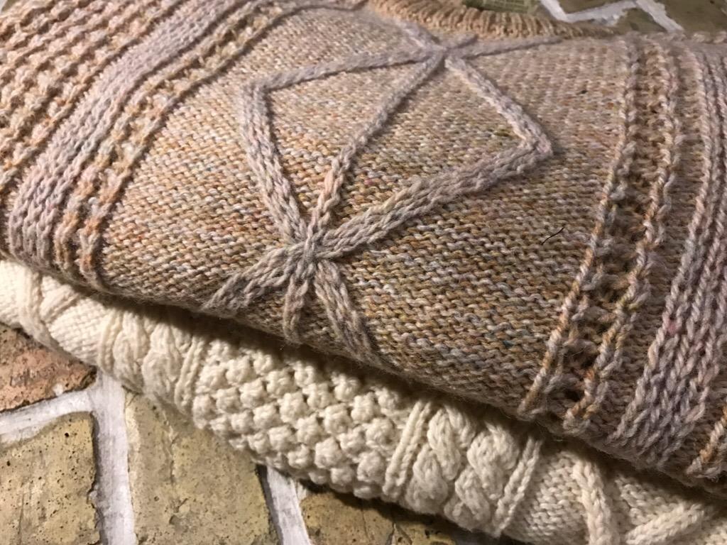 神戸店2/4(土)スーペリア、プチモダンミリタリー入荷!#2  Superior Knit Item & Mexican Blanket!!!_c0078587_20411887.jpg