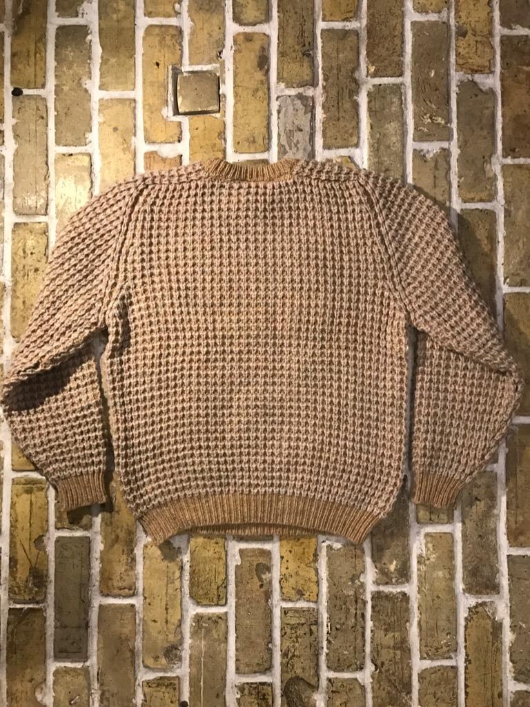 神戸店2/4(土)スーペリア、プチモダンミリタリー入荷!#2  Superior Knit Item & Mexican Blanket!!!_c0078587_2041271.jpg