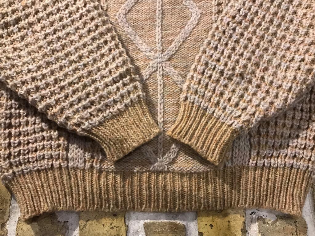 神戸店2/4(土)スーペリア、プチモダンミリタリー入荷!#2  Superior Knit Item & Mexican Blanket!!!_c0078587_20413654.jpg