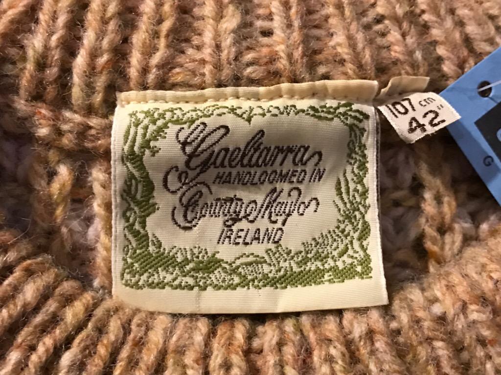 神戸店2/4(土)スーペリア、プチモダンミリタリー入荷!#2  Superior Knit Item & Mexican Blanket!!!_c0078587_2041481.jpg