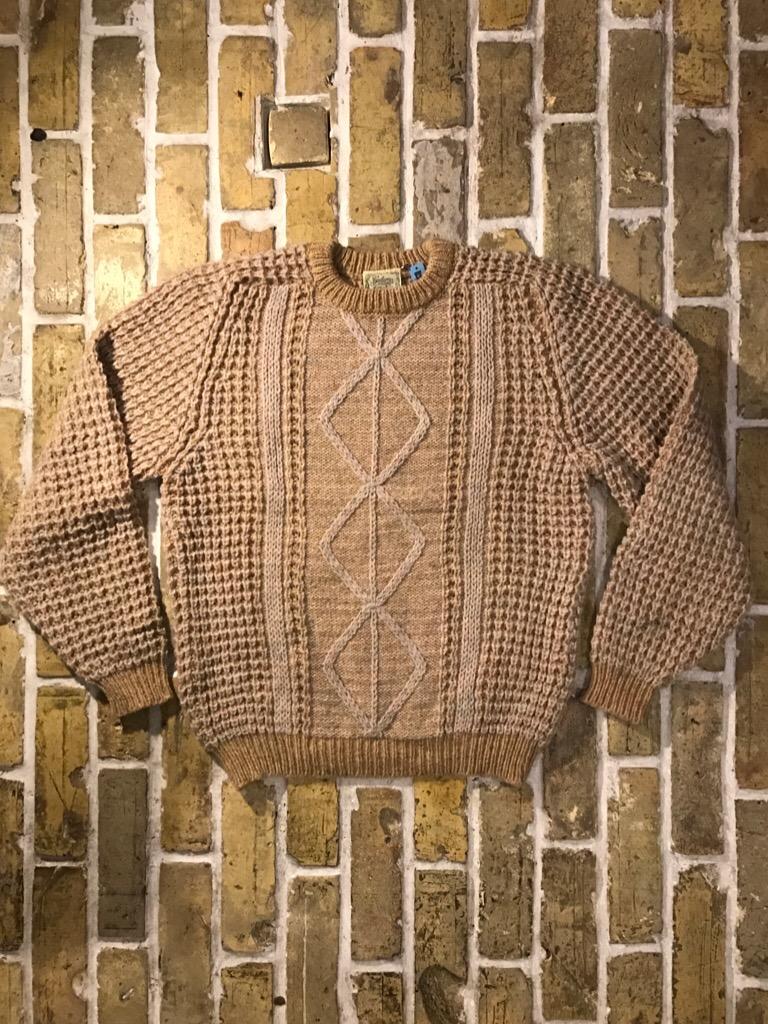 神戸店2/4(土)スーペリア、プチモダンミリタリー入荷!#2  Superior Knit Item & Mexican Blanket!!!_c0078587_2041935.jpg