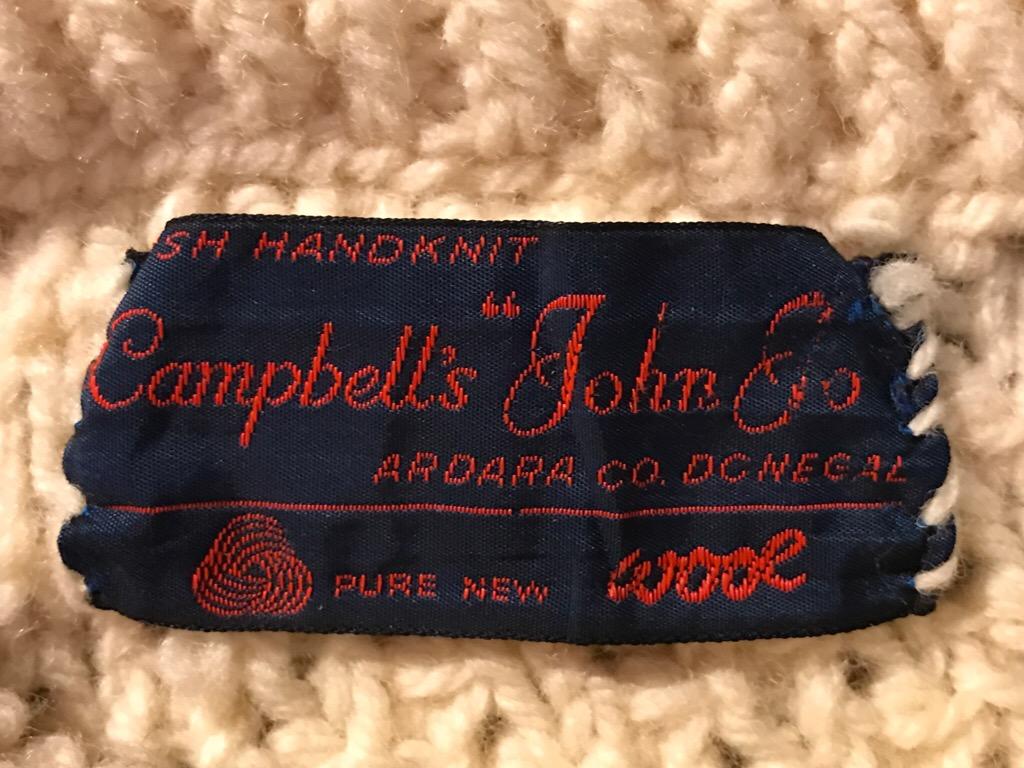 神戸店2/4(土)スーペリア、プチモダンミリタリー入荷!#2  Superior Knit Item & Mexican Blanket!!!_c0078587_20422894.jpg