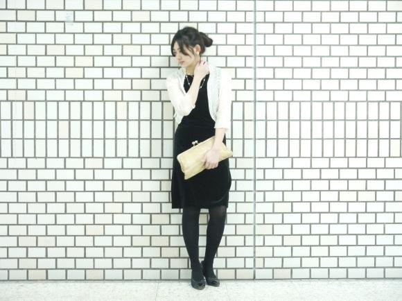 dress up coordinate style sample_f0335217_20305241.jpg