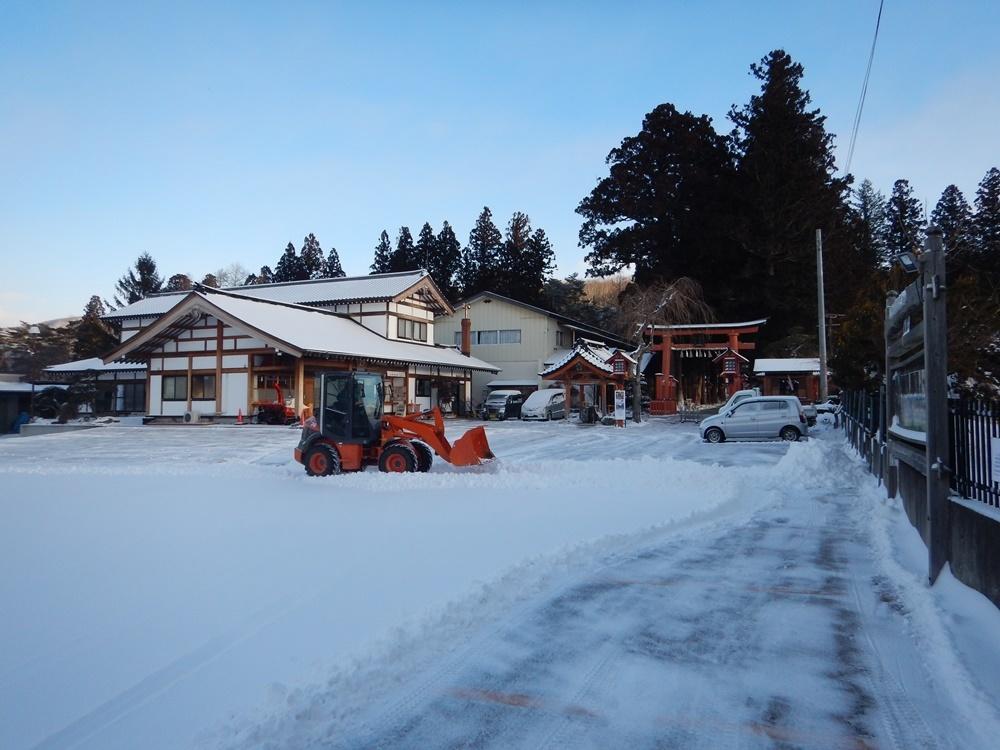 早朝除雪から_c0111229_21041265.jpg