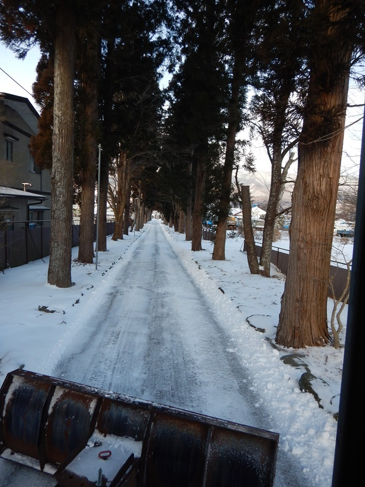 早朝除雪から_c0111229_21042782.jpg