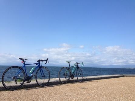 【チャリ】琵琶湖をサイクリングしてみる?【長浜スタート】_a0293131_23173514.jpg