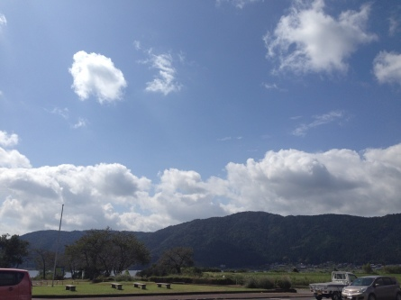 【チャリ】琵琶湖をサイクリングしてみる?【長浜スタート】_a0293131_23194431.jpg