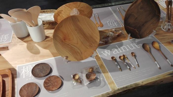 木の道具とテーブルウェア by THE GIFTS SHOPをレポートします!_e0155231_02023650.jpg