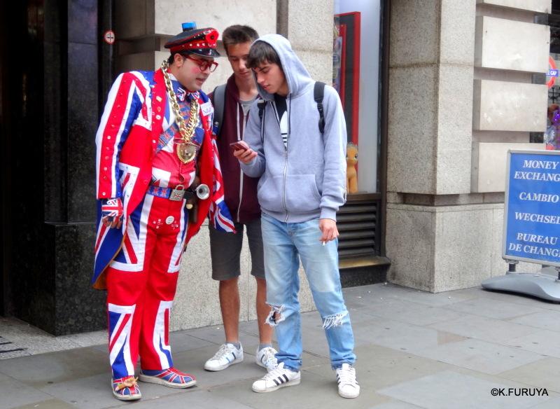 ロンドン 11  ピカデリーをブラブラ♪_a0092659_22193477.jpg
