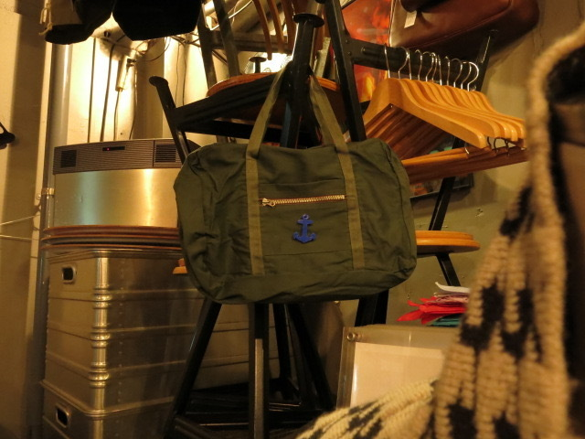 """FRENCH AIR FORCE BRIEFCASE 50s\""ってこんなこと。_c0140560_12131403.jpg"