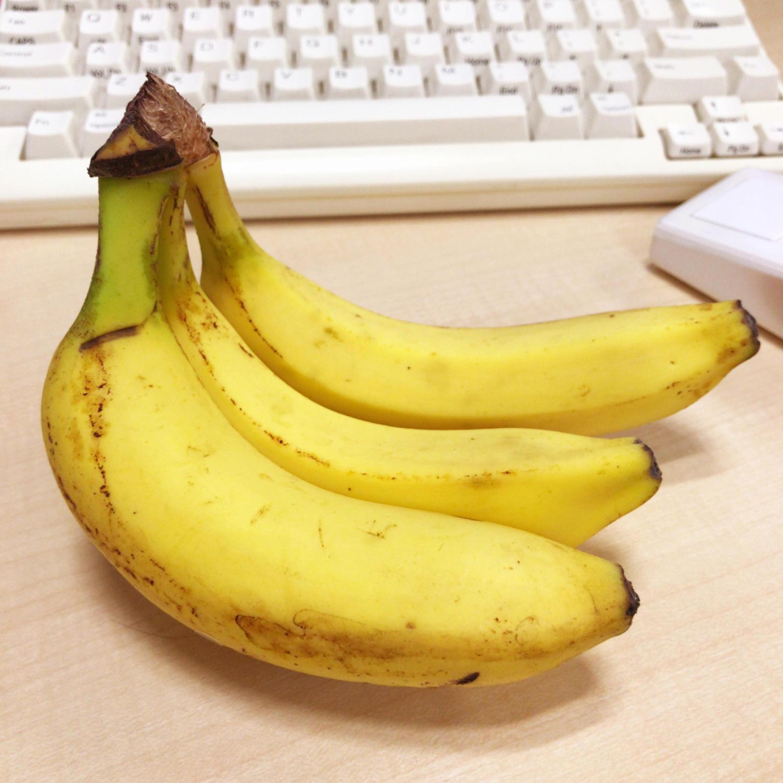 バナナがヒルごはんナンデス_a0023082_17221859.jpg