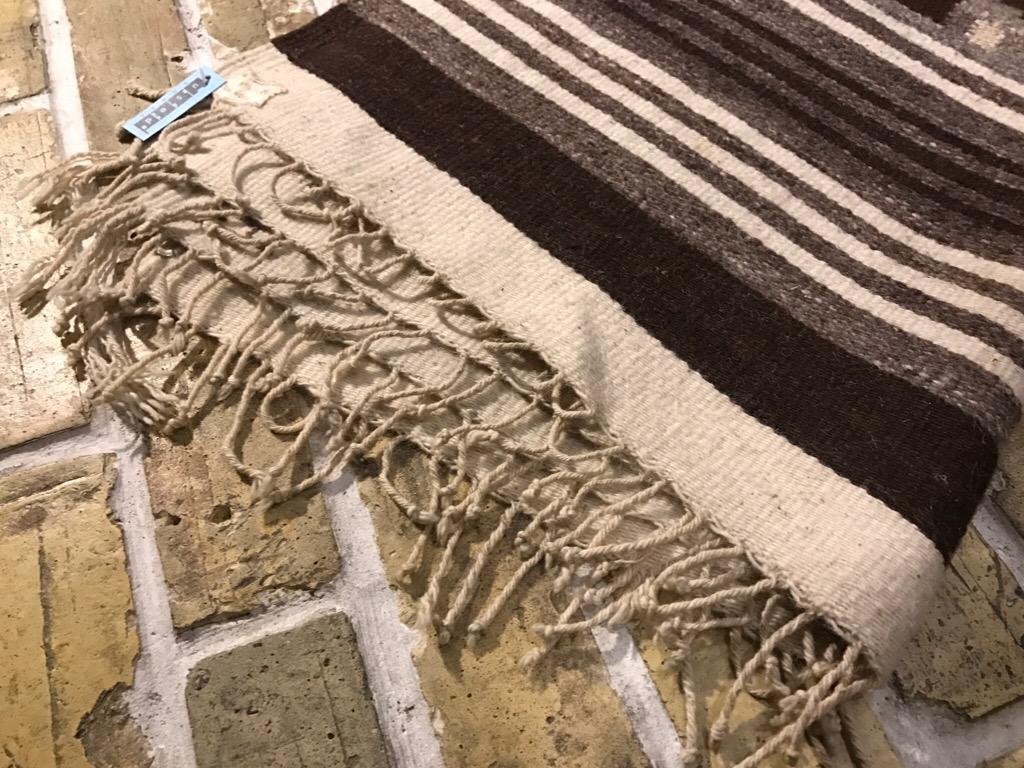 神戸店2/4(土)スーペリア、プチモダンミリタリー入荷!#2  Superior Knit Item & Mexican Blanket!!!_c0078587_123664.jpg