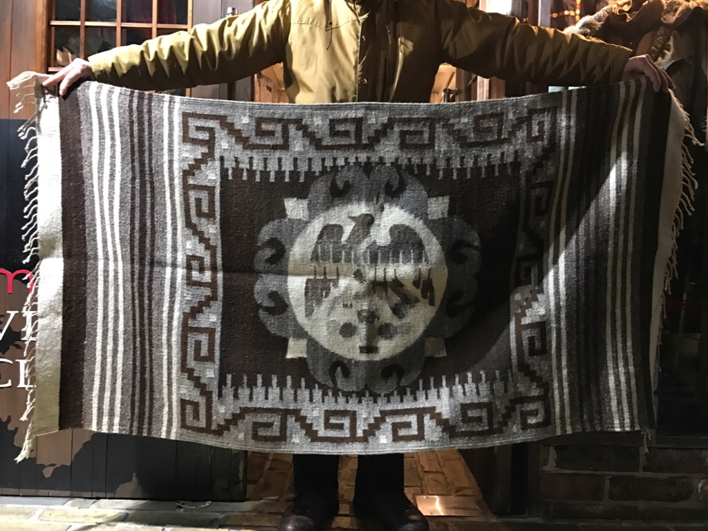 神戸店2/4(土)スーペリア、プチモダンミリタリー入荷!#2  Superior Knit Item & Mexican Blanket!!!_c0078587_132857.jpg