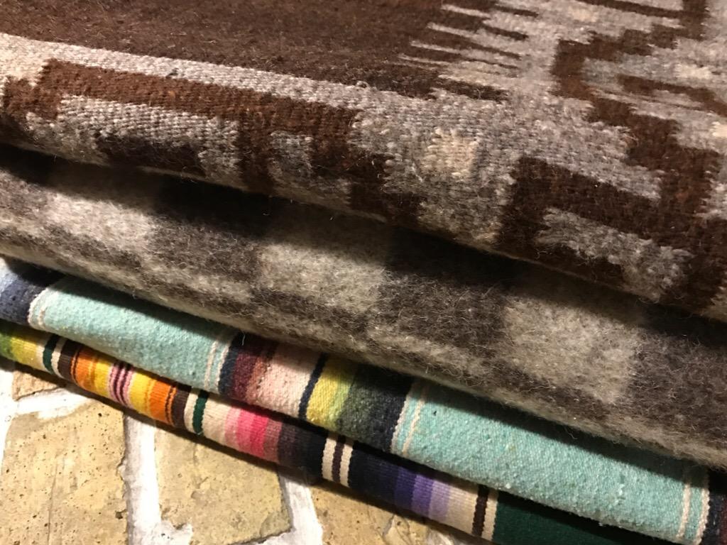 神戸店2/4(土)スーペリア、プチモダンミリタリー入荷!#2  Superior Knit Item & Mexican Blanket!!!_c0078587_133514.jpg