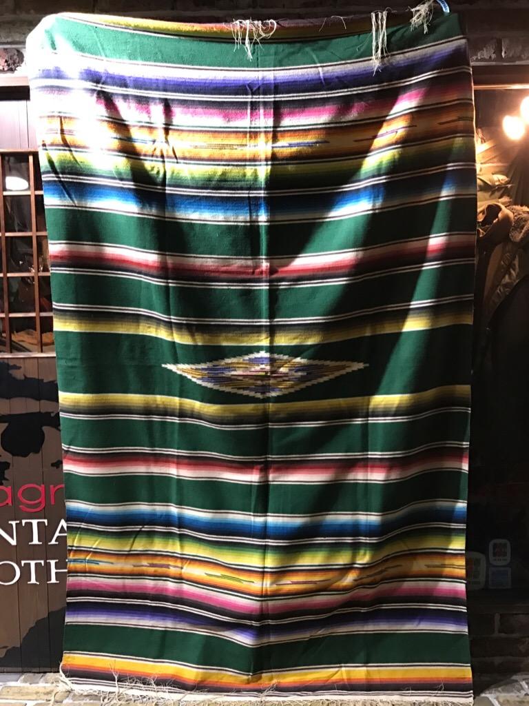 神戸店2/4(土)スーペリア、プチモダンミリタリー入荷!#2  Superior Knit Item & Mexican Blanket!!!_c0078587_13476.jpg