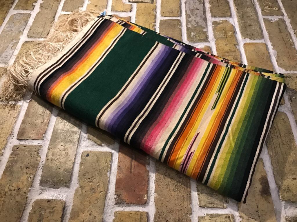 神戸店2/4(土)スーペリア、プチモダンミリタリー入荷!#2  Superior Knit Item & Mexican Blanket!!!_c0078587_135872.jpg